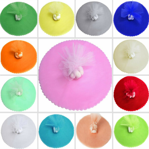 TULLE WRAPPERS CIRCLES 9
