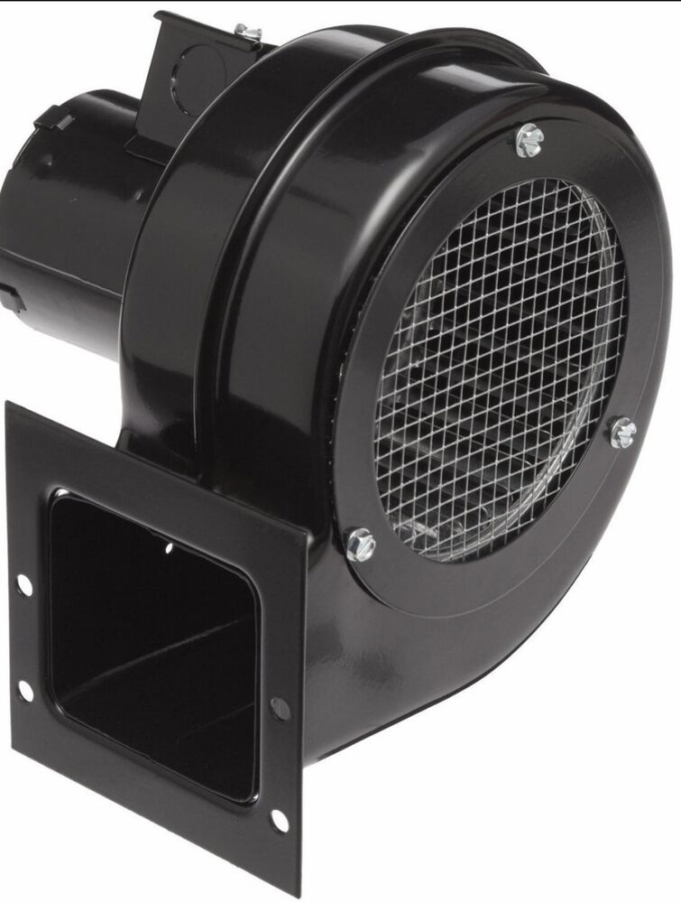Oven Fans And Blowers : St croix pellet stove distribution room blower fan