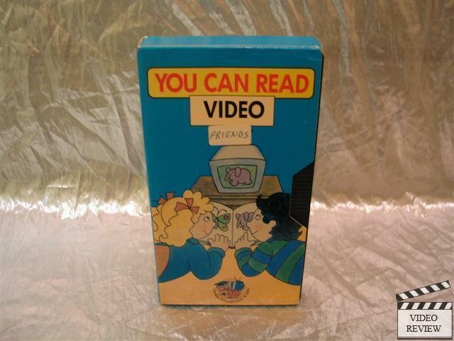 Where Can I Sell My Vhs Tapes >> You Can Read Video Friends VHS | eBay