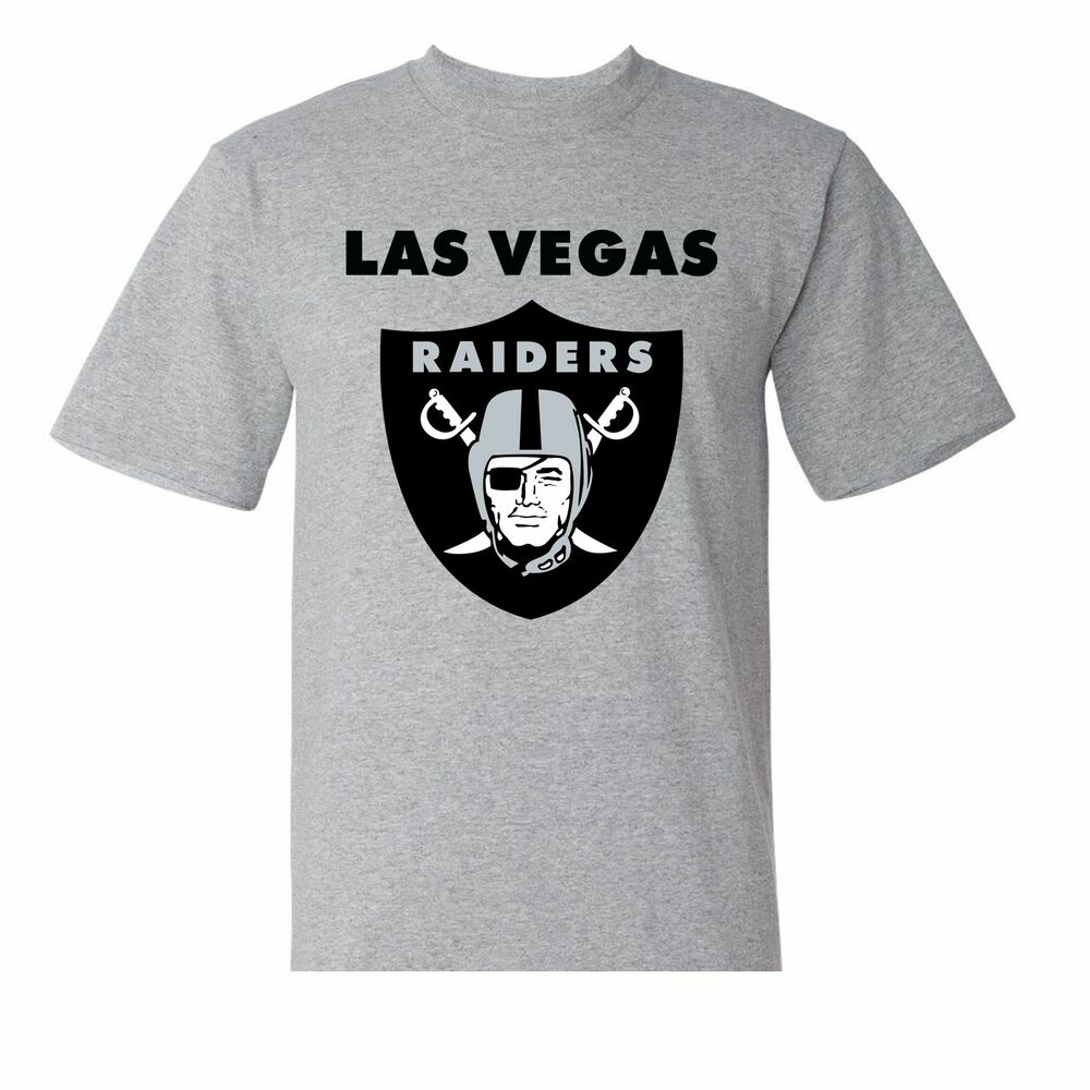 Las Vegas Raiders Shirt LV Oakland Raider Los Angeles LA ...