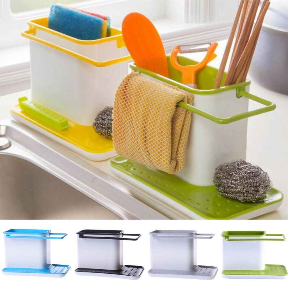 kitchen sink tidy storage uk plastic racks organizer cabinet kitchen sink caddy 5991