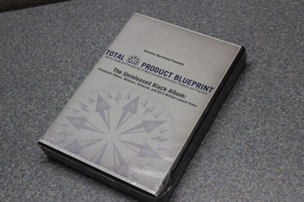 6 disc set total product blueprint unreleased black album by 6 disc set total product blueprint unreleased black album by brendon burchard ebay malvernweather Choice Image
