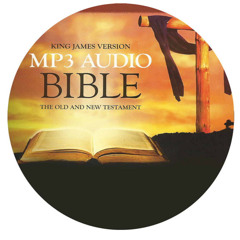 Free Audio Bibles in MP3 Format