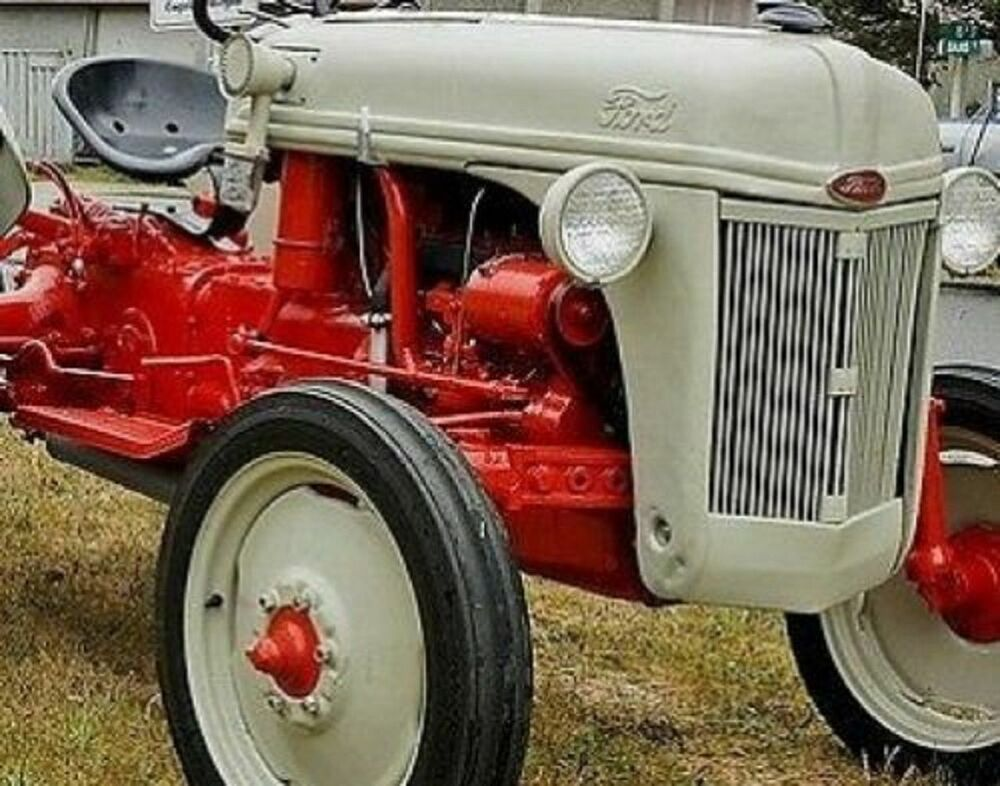 9n Ford Tractor 8n Parts : Ford n w front mount dist tune up kit ebay