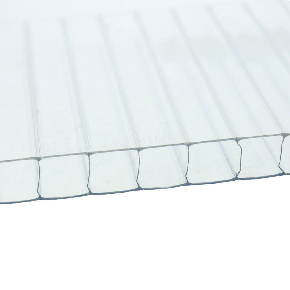 4mm Polycarbonate Sheet For Use In Greenhouses