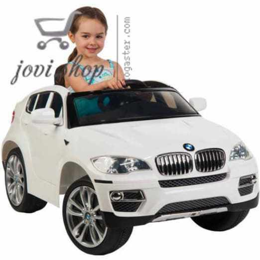 Car Toys For 3 Year Old Boys Girls Bmw X6 6 Volt Electric Cars For Kids To Ride Ebay