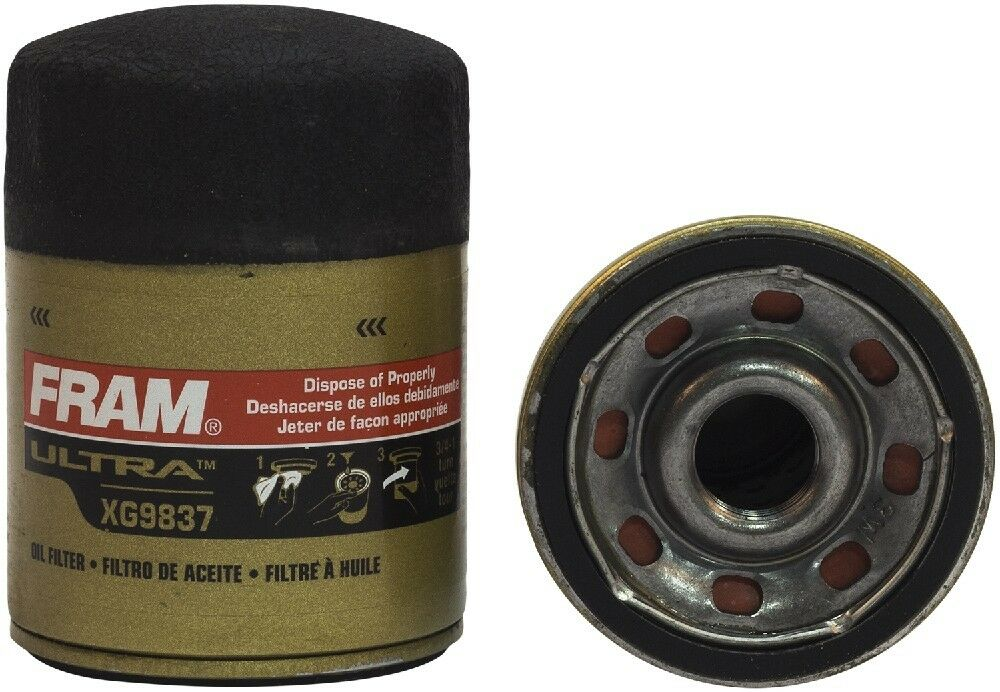 Fram Xg9837 Ultra Synthetic Engine Oil Filter Ebay