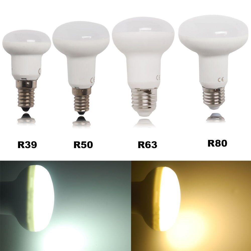 r39 r50 r63 led reflector lamp replacement bulb light warm. Black Bedroom Furniture Sets. Home Design Ideas