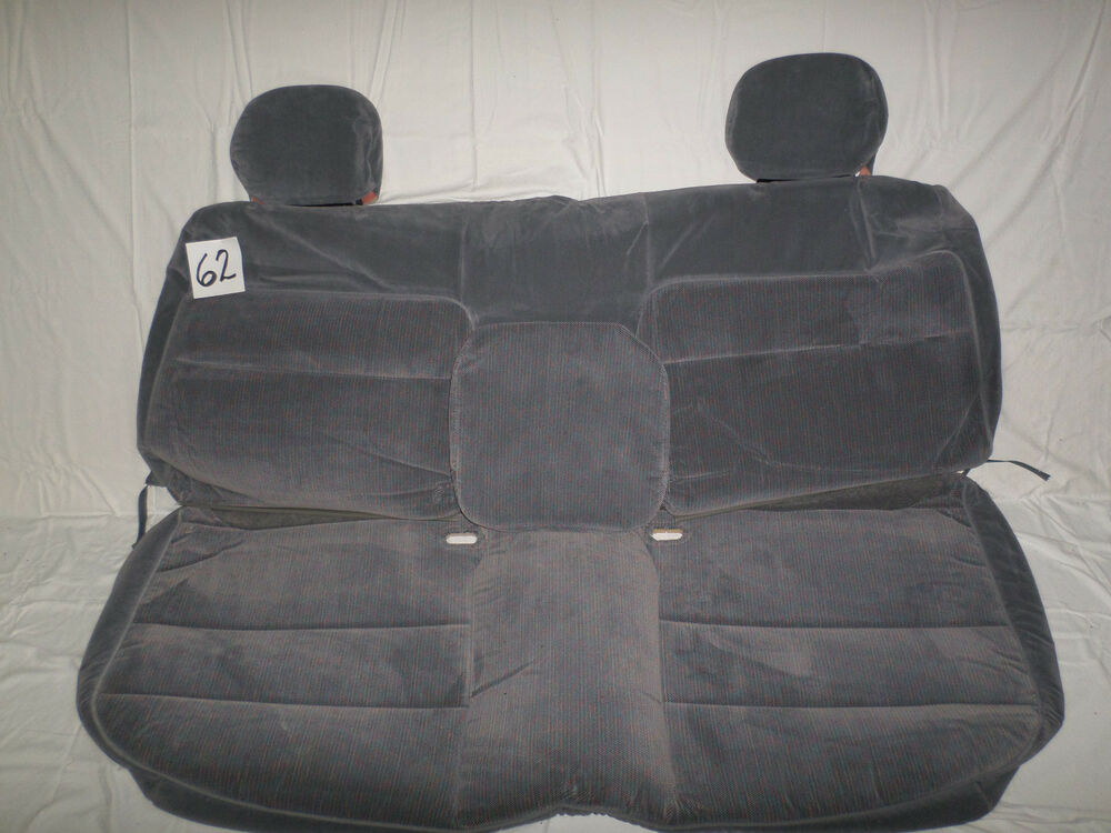 1994 Ford F 150 Oem Seat Cover Take Off Ebay