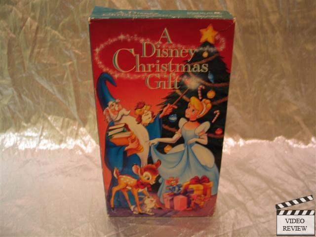 A Disney Christmas Gift (VHS) Animated | eBay