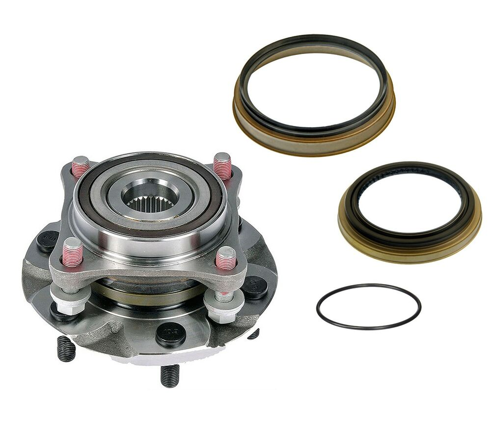 1 New Dta Front Wheel Hub And Bearing Full Assembly Fits