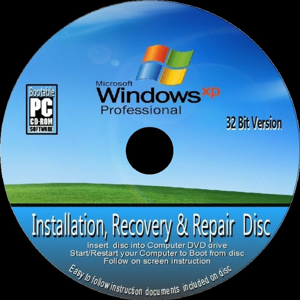 Windows XP SP3 ISO Full Version Download Overview