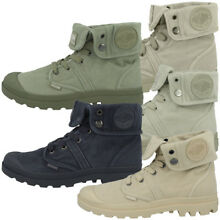 Palladium Pallabrouse Baggy Boots Schuhe Herren High Top Sneaker Stiefel  02478 c689586633610
