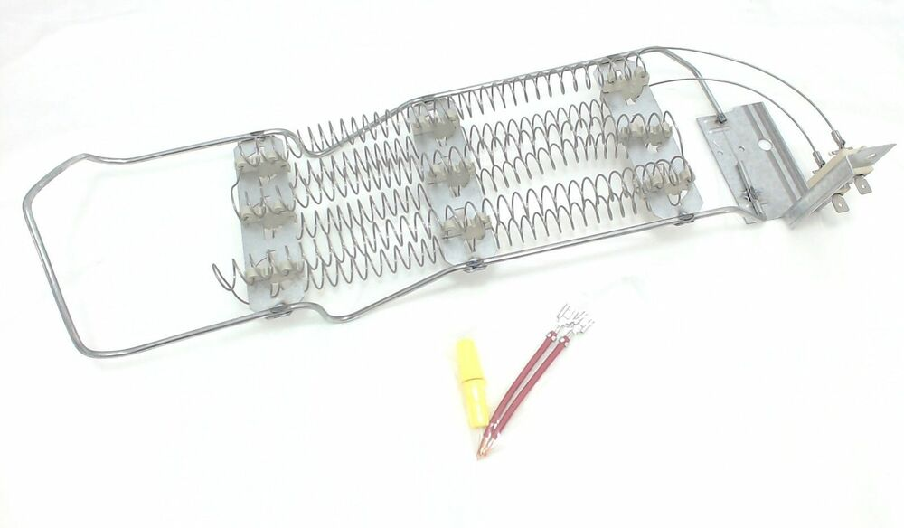 Dryer heating element for whirlpool sears ap3109438 - Heating element for whirlpool dishwasher ...