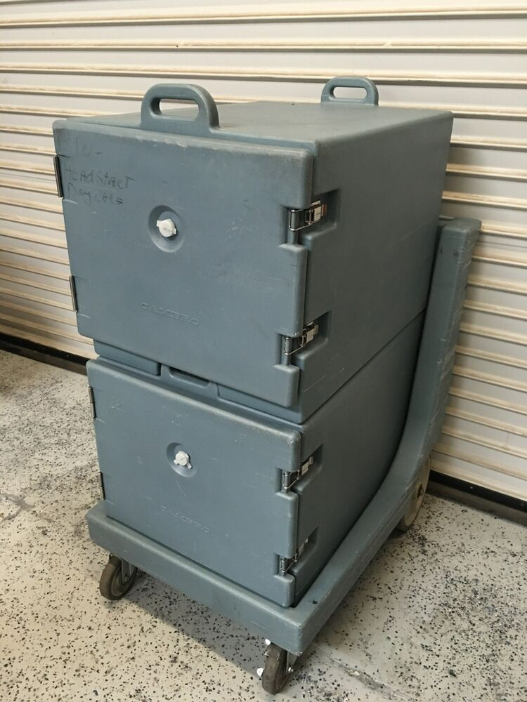 Cambro Insulated Transport Food Carrier 1826mtc 5151