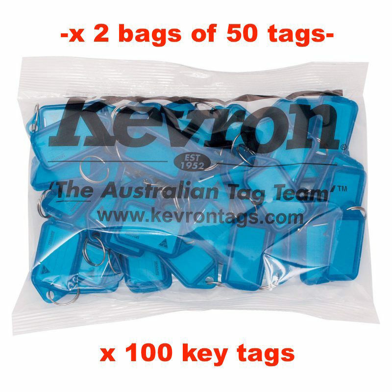 how to open kevron key tag