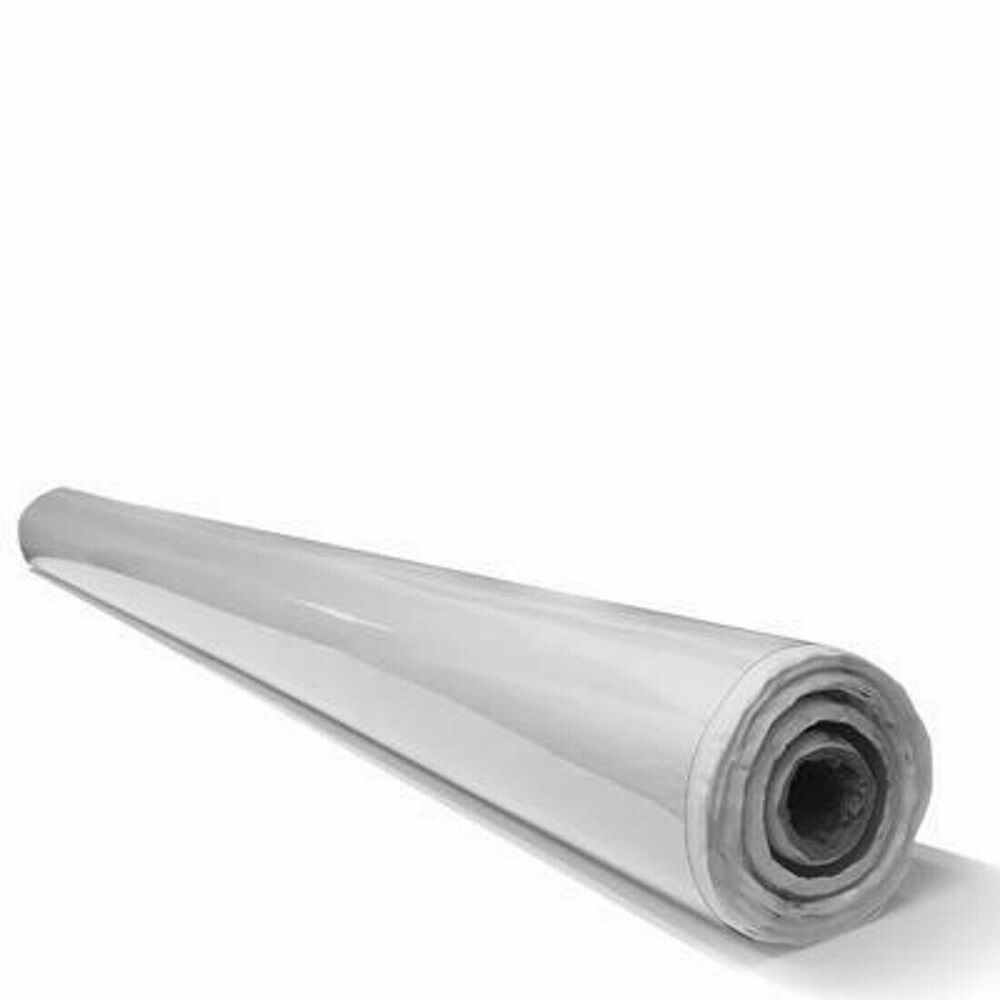 72 Quot Wide 10 Gauge Clear Vinyl 10 Yard Roll With Inner