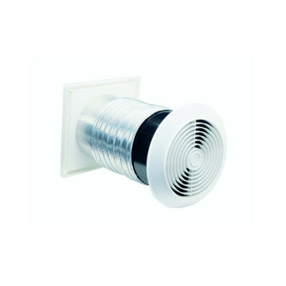 Broan 70 CFM Through-the-Wall Exhaust Fan Ventilator Bathroom Ceiling Bath Vent
