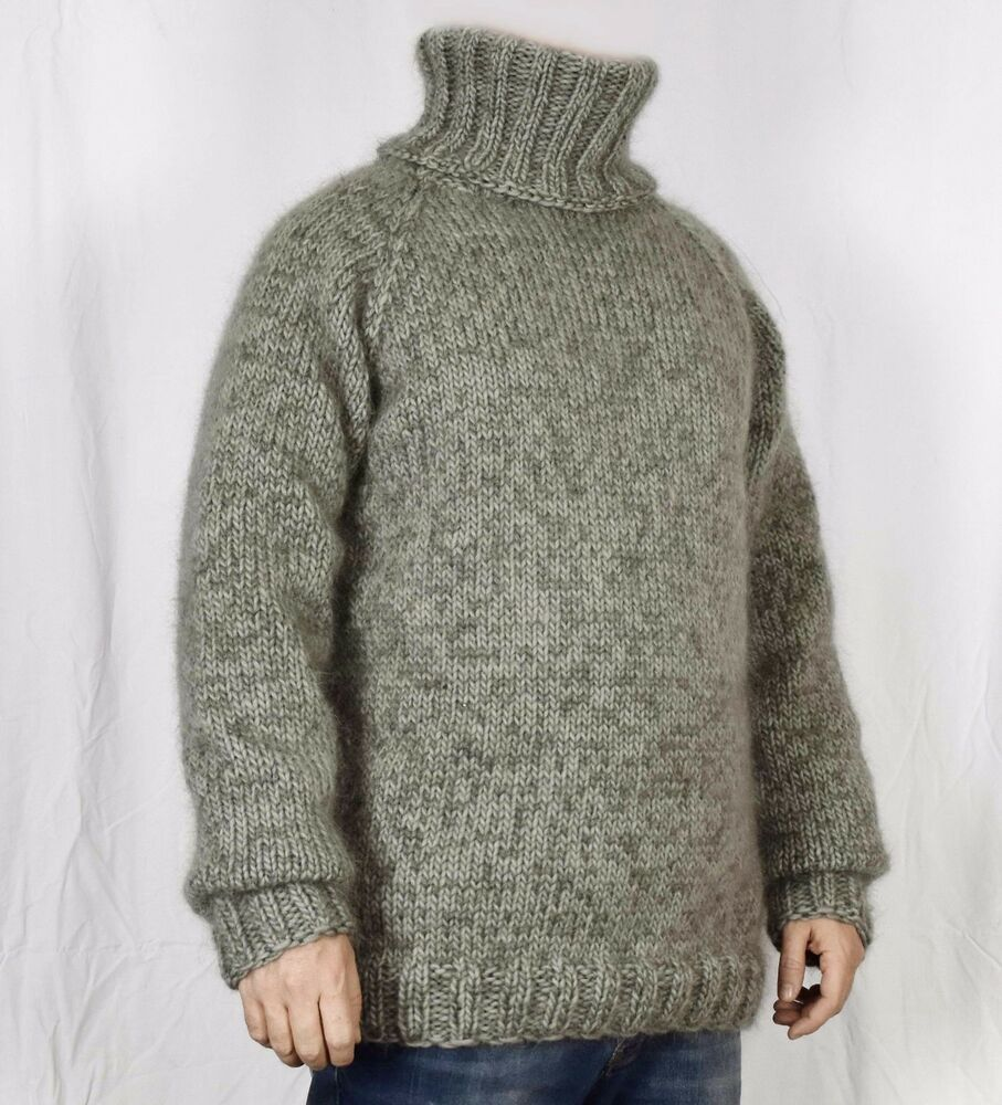 Thick Wool Sweater