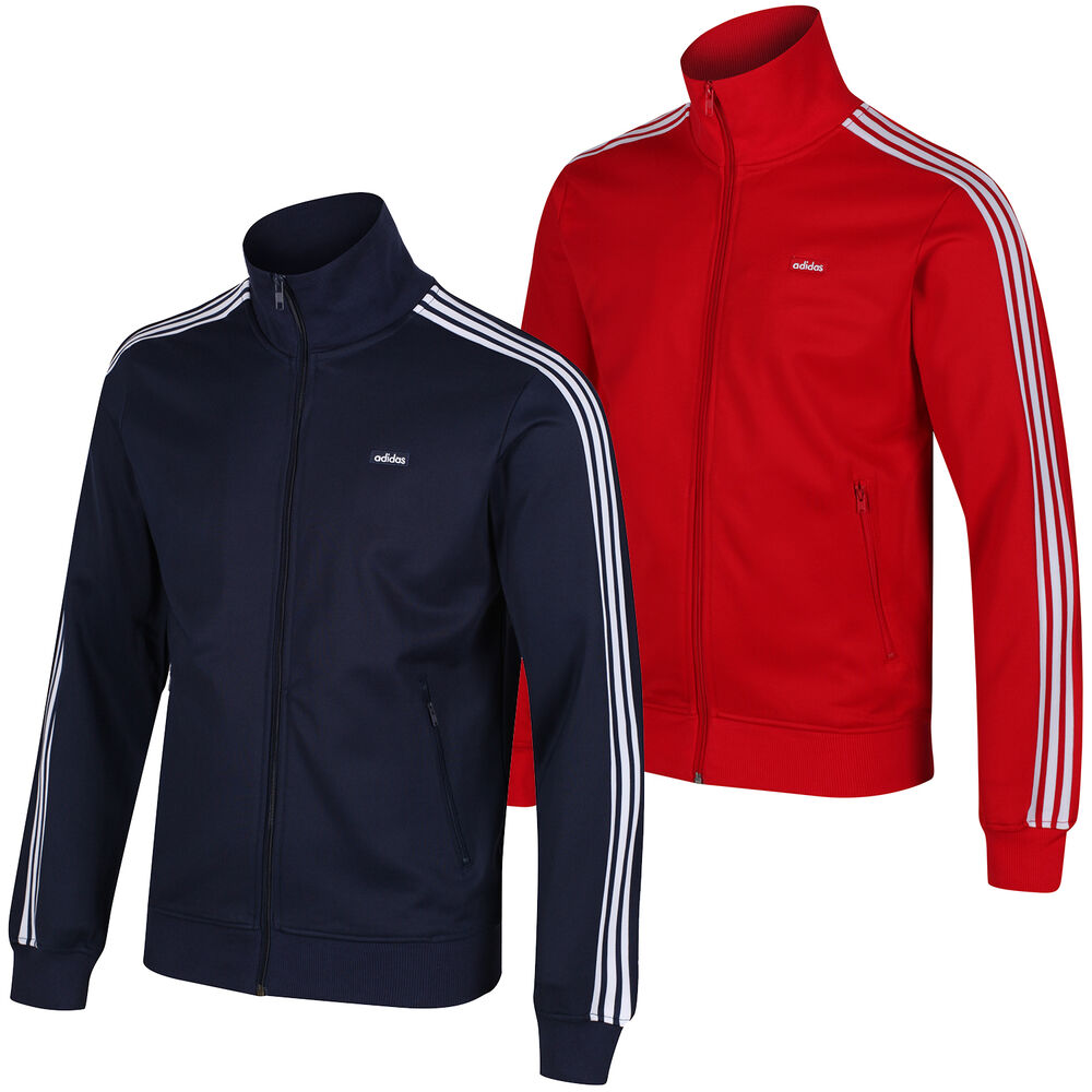 adidas originals beckenbauer track top full zip jacket 3. Black Bedroom Furniture Sets. Home Design Ideas
