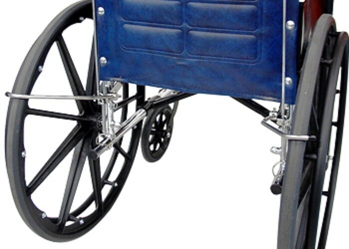 Safe T Mate Wheelchair Anti Rollback Device For Invacare