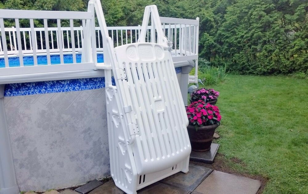 Vinylworks Ge W 30 Quot Above Ground Swimming Pool Step