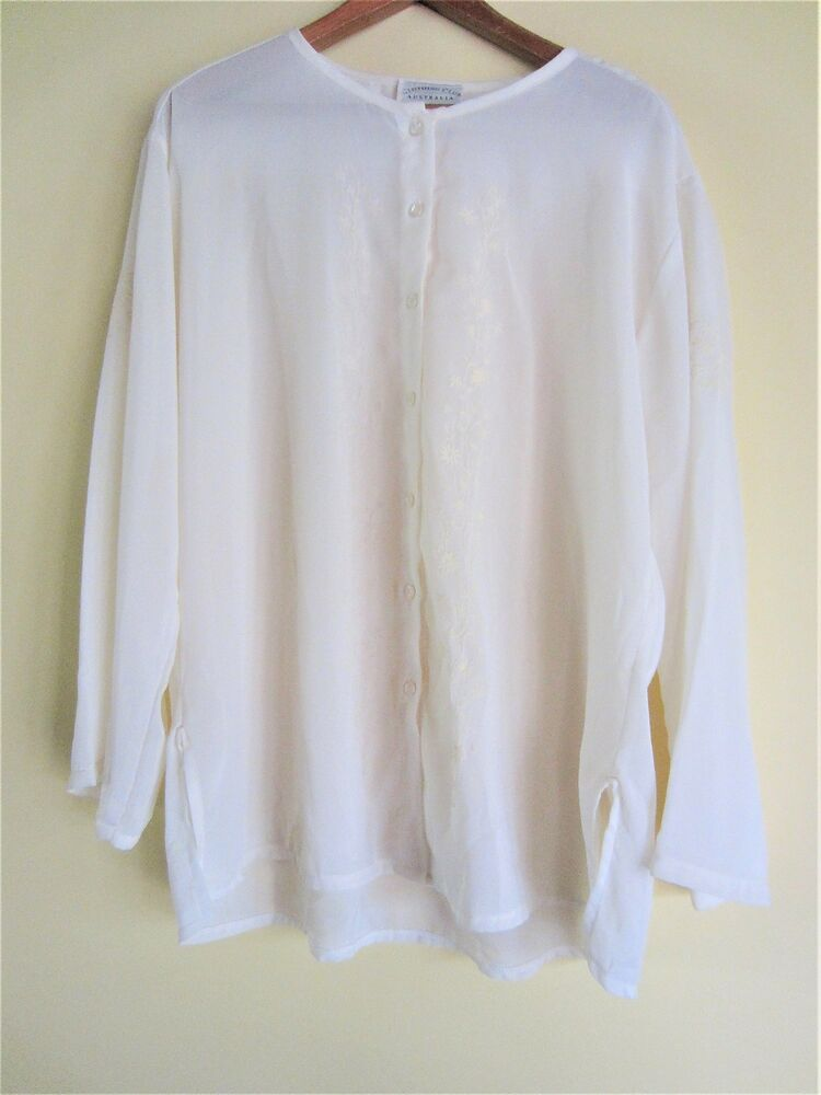 polyester womens vintage blouse clothing club aust