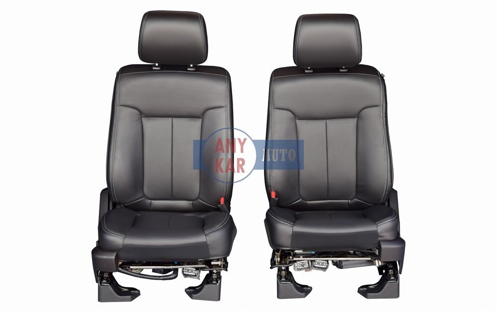 2015 2014 2013 Ford F150 Full Power Front Row Bucket Seats