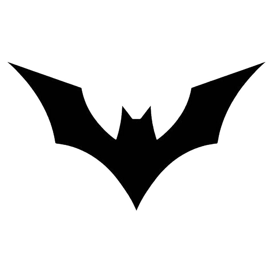 Vinyl decal truck car sticker laptop window dc comics batman beyond logo ebay