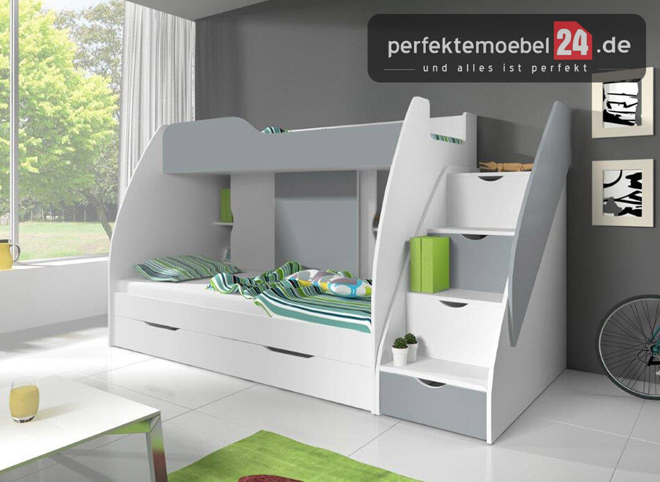 hochbett pm mar10 jugendzimmer erweiterbar set. Black Bedroom Furniture Sets. Home Design Ideas
