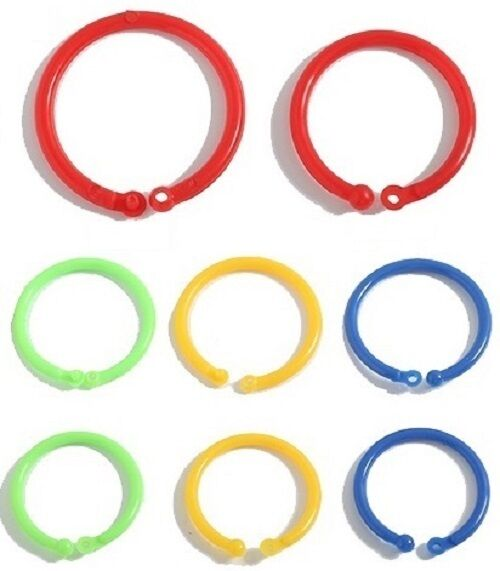 Plastic Rings For Crafts