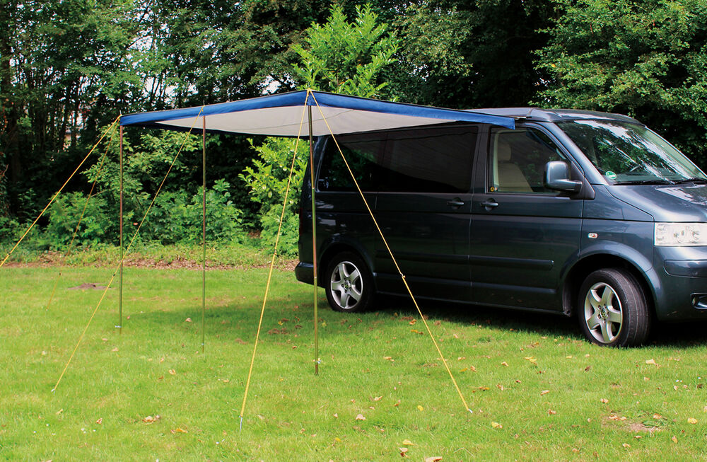 eurotrail fjord campervan camper sun canopy awning vw t4. Black Bedroom Furniture Sets. Home Design Ideas