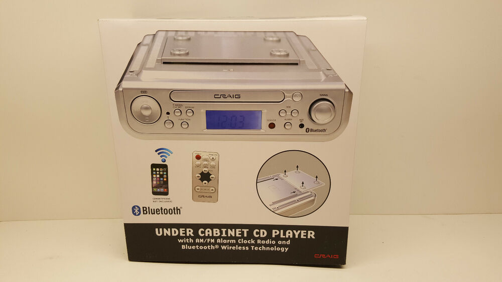 under cabinet radio cd player craig ckr1307 the cabinet cd player am fm radio with 27523
