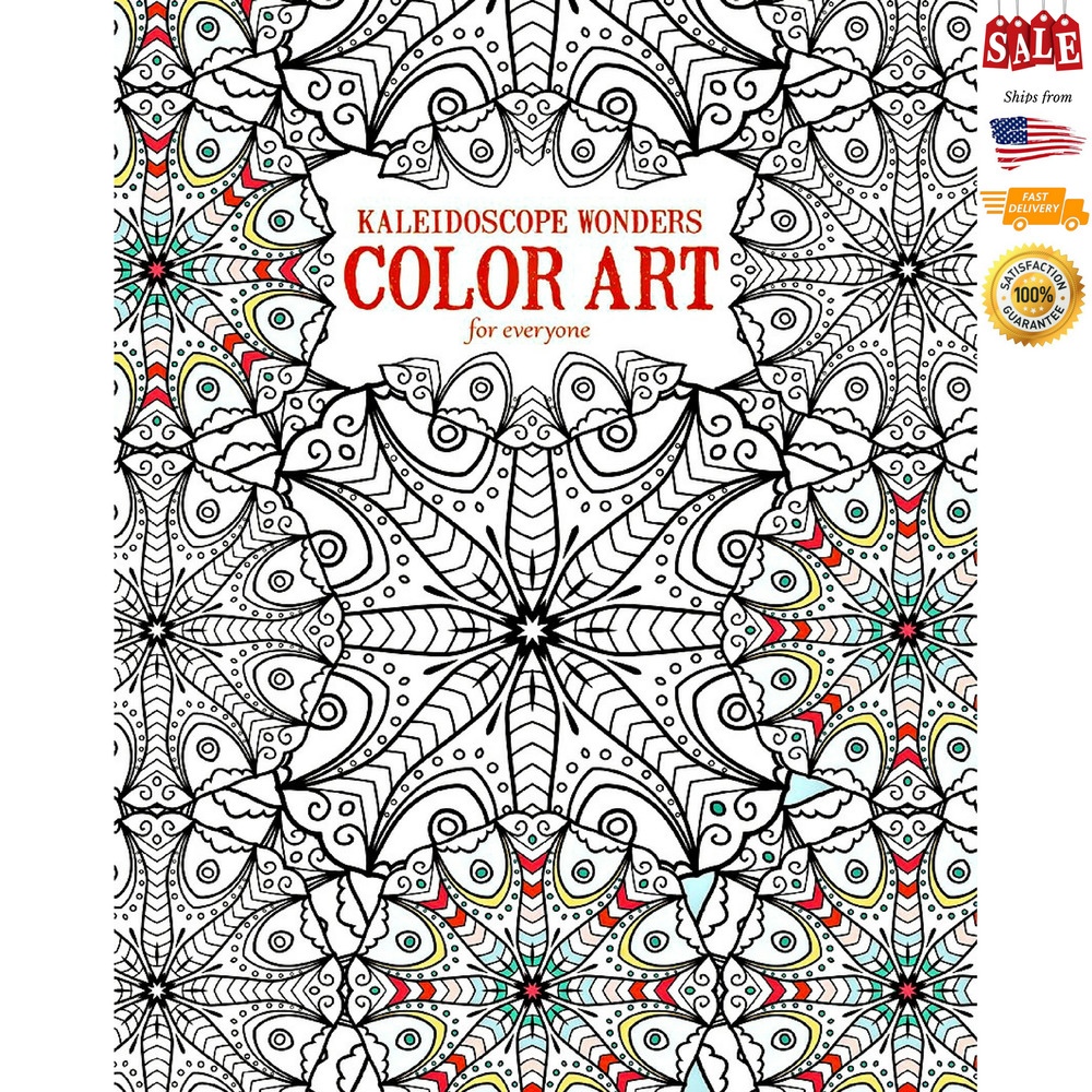 Coloring Book Coloring Books Adults Stress Relieving