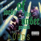 Here Come the Lords [PA] by Lords of the Underground (CD, Mar-1993, Pendulum)