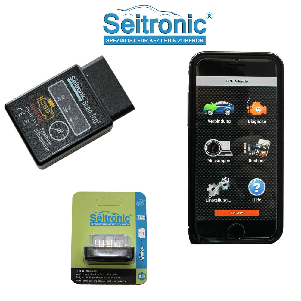 obd2 kfz auto diagnoseger t bluetooth android ios handy pc