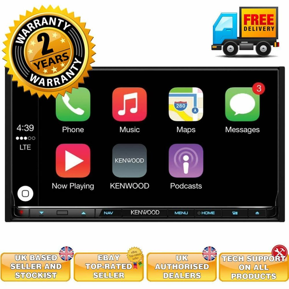kenwood dmx 7017dabs kenwood double din android auto apple. Black Bedroom Furniture Sets. Home Design Ideas