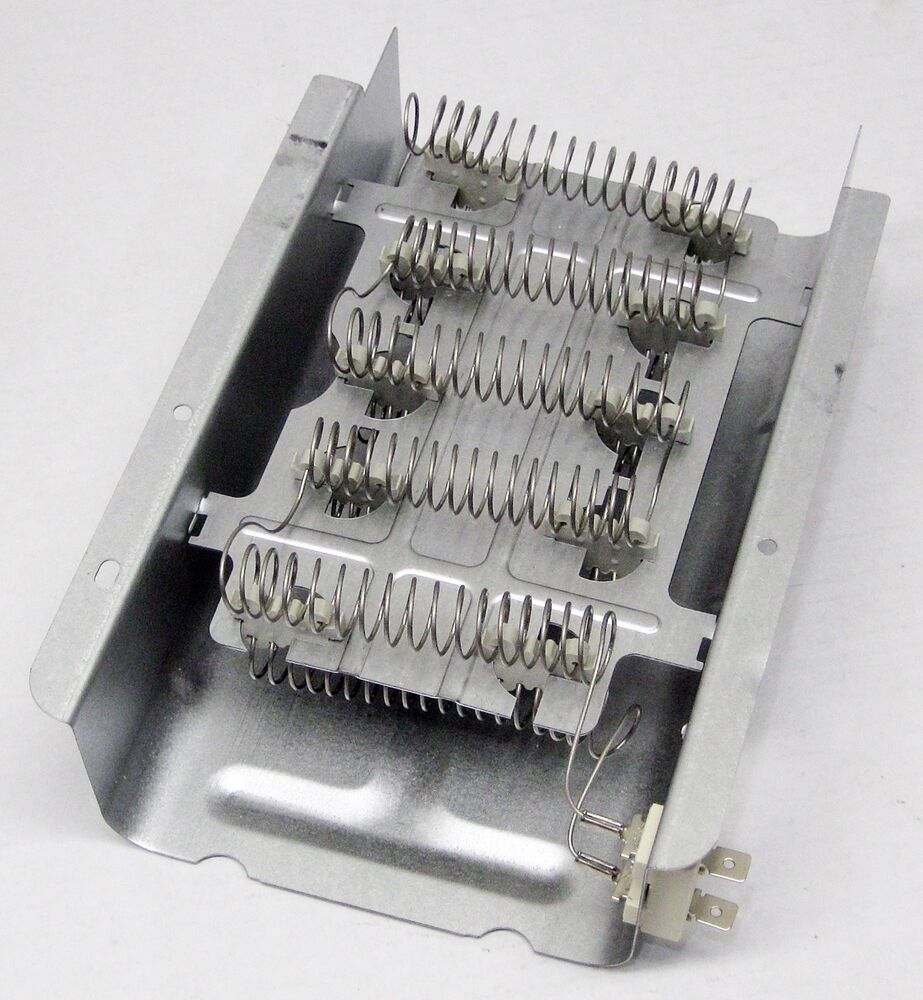 how to put a heating element in a dryer