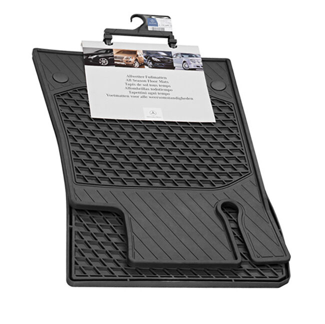 Mercedes Benz Oem All Weather Floor Mats 2017 2018 E Class