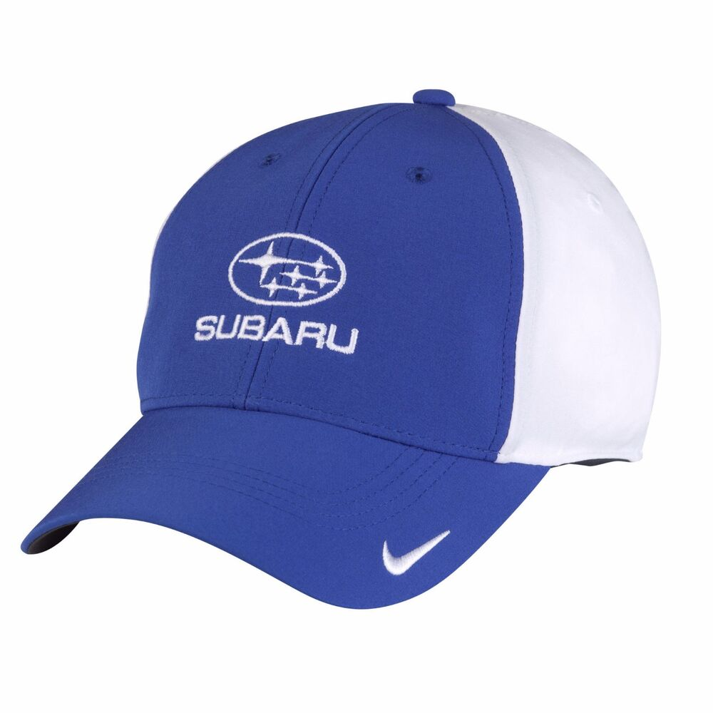 f1bcd446ff6 Details about Genuine Subaru Nike Golf Cap Hat Impreza STI WRX Forester  Outback Official New