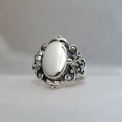 Kyпить Victorian Scroll Poison Ring - 925 Sterling Silver, Sizes 6-10, Pillbox Ring NEW на еВаy.соm
