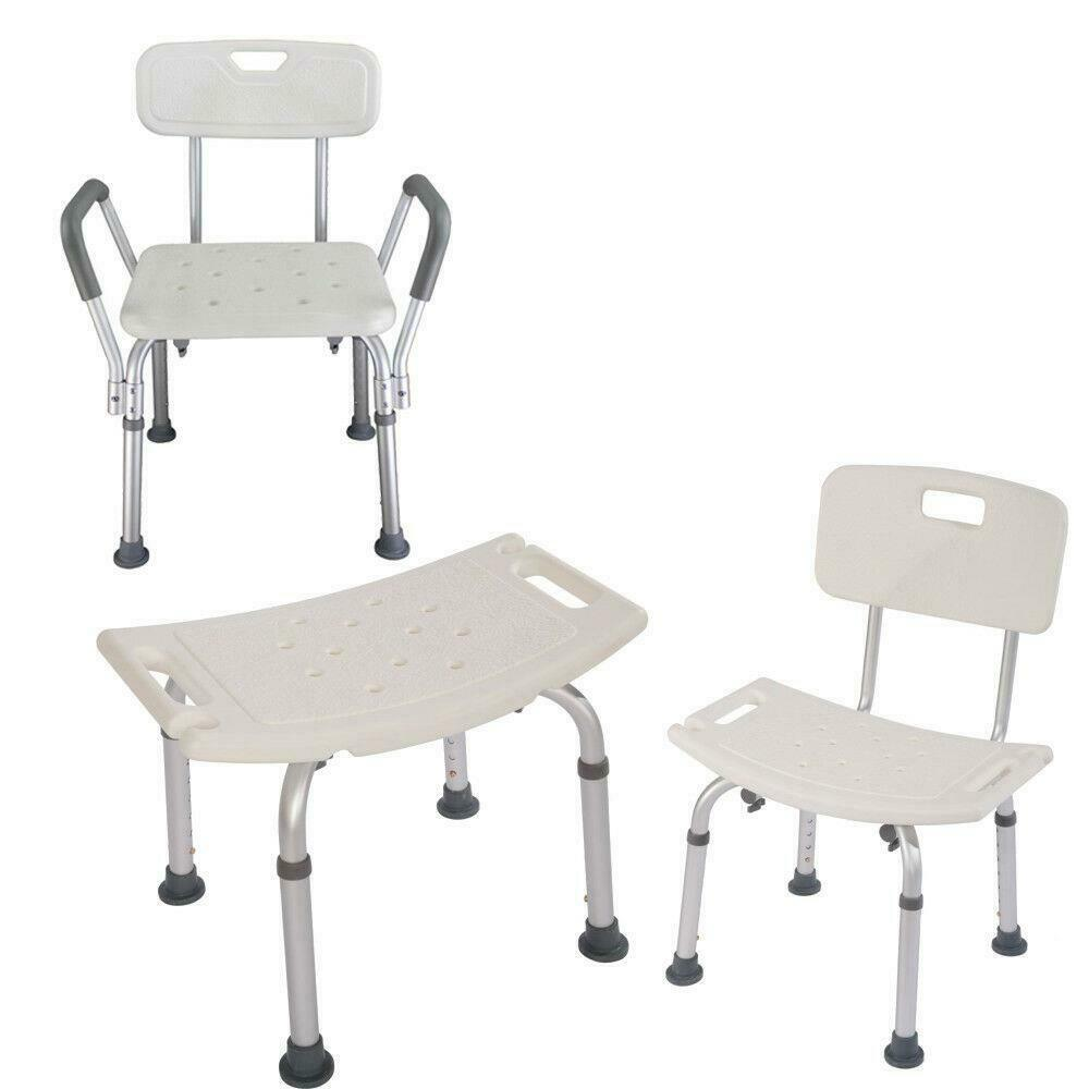 Adjustable Elderly Bathtub Bath Tub Shower Seat Chair