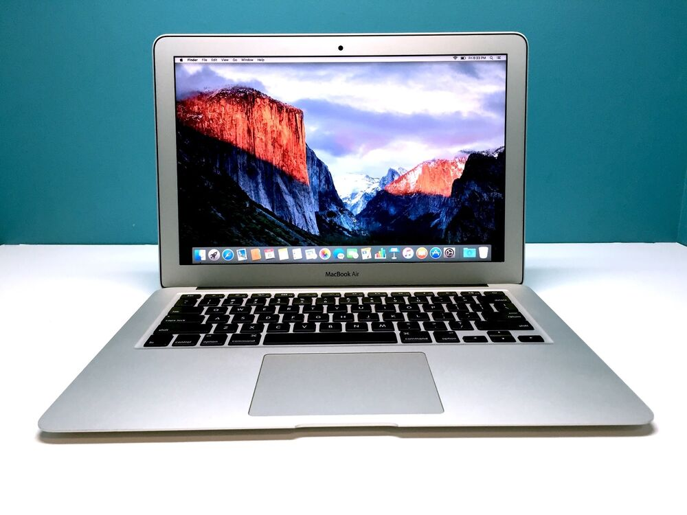 apple macbook air 13 inch osx 2015 core i7 8gb memory 1 yr warranty ssd ebay. Black Bedroom Furniture Sets. Home Design Ideas
