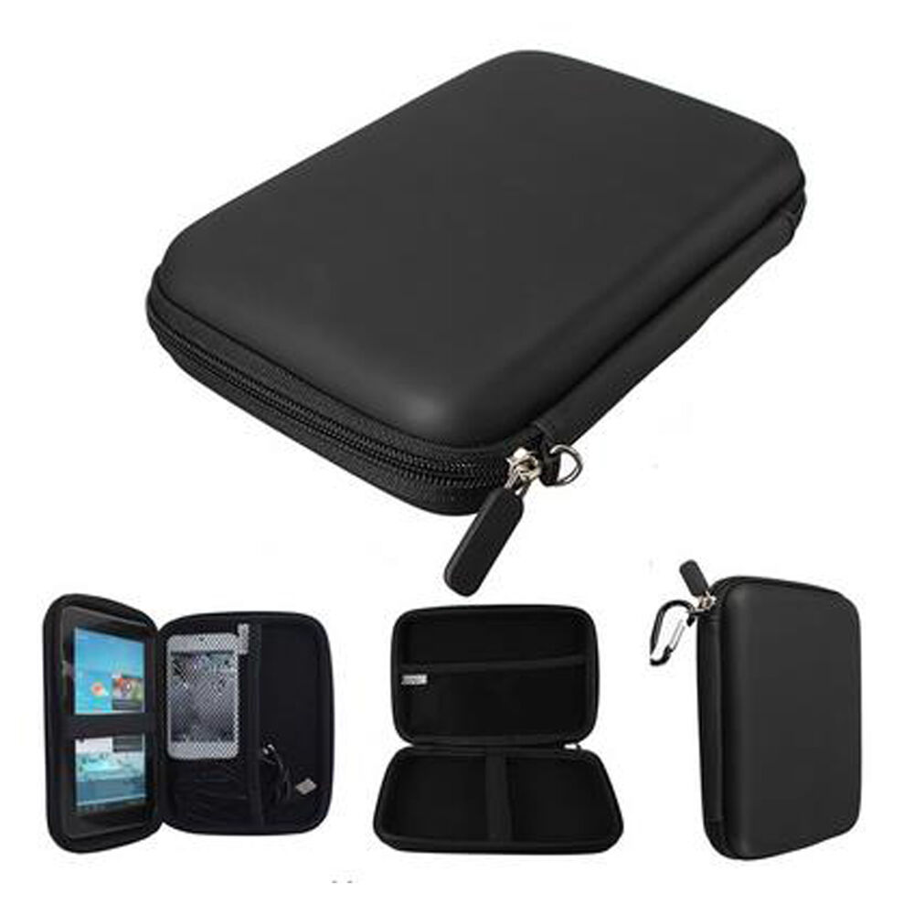 7 Inch Hard Gps Bag Pouch Carry Case For 7 Quot Garmin Nuvi