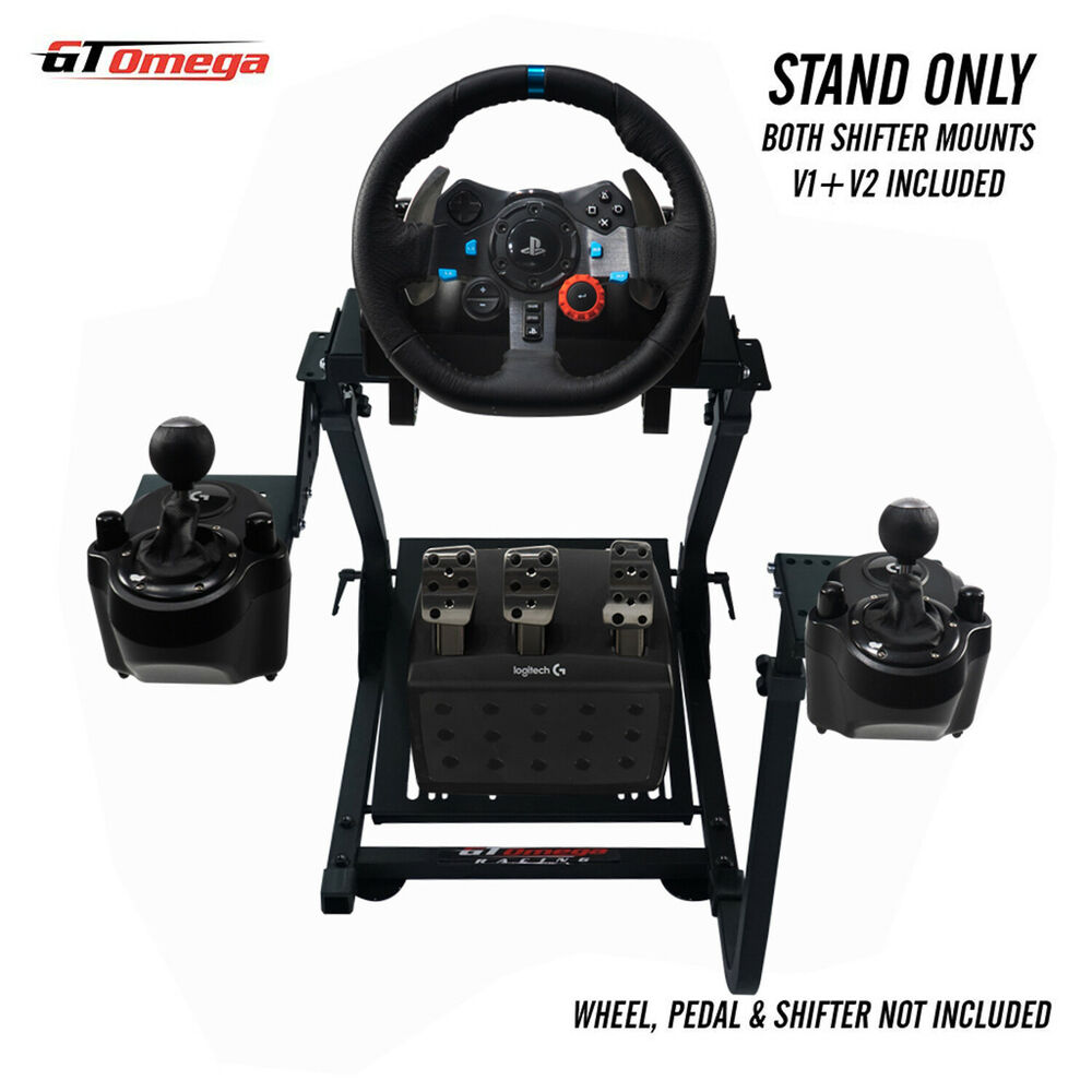 Gt Omega Gaming Wheel Stand Pro For Logitech G29 Racing