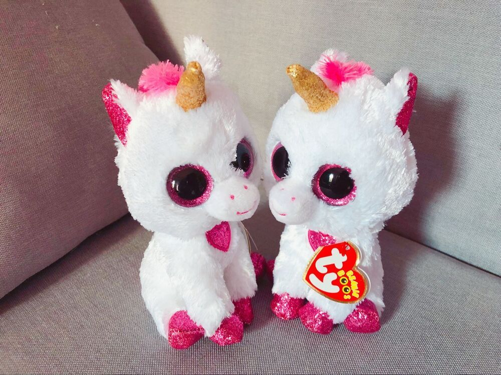 9c92b423b8e Details about New Ty Beanie Boos 6