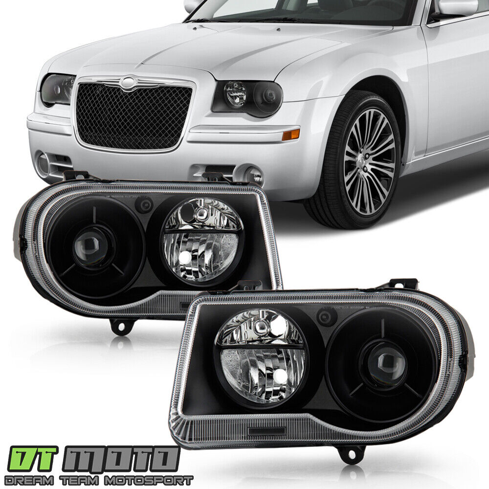 Black 2005 2006 2007 2008 2009 2010 Chrysler 300c: Black 2005 2006 2007 2008 2009 2010 Chrysler 300C