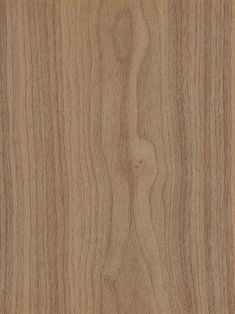 Walnut Wood Veneer Plain Sliced Paper Backer 2 X 8 24