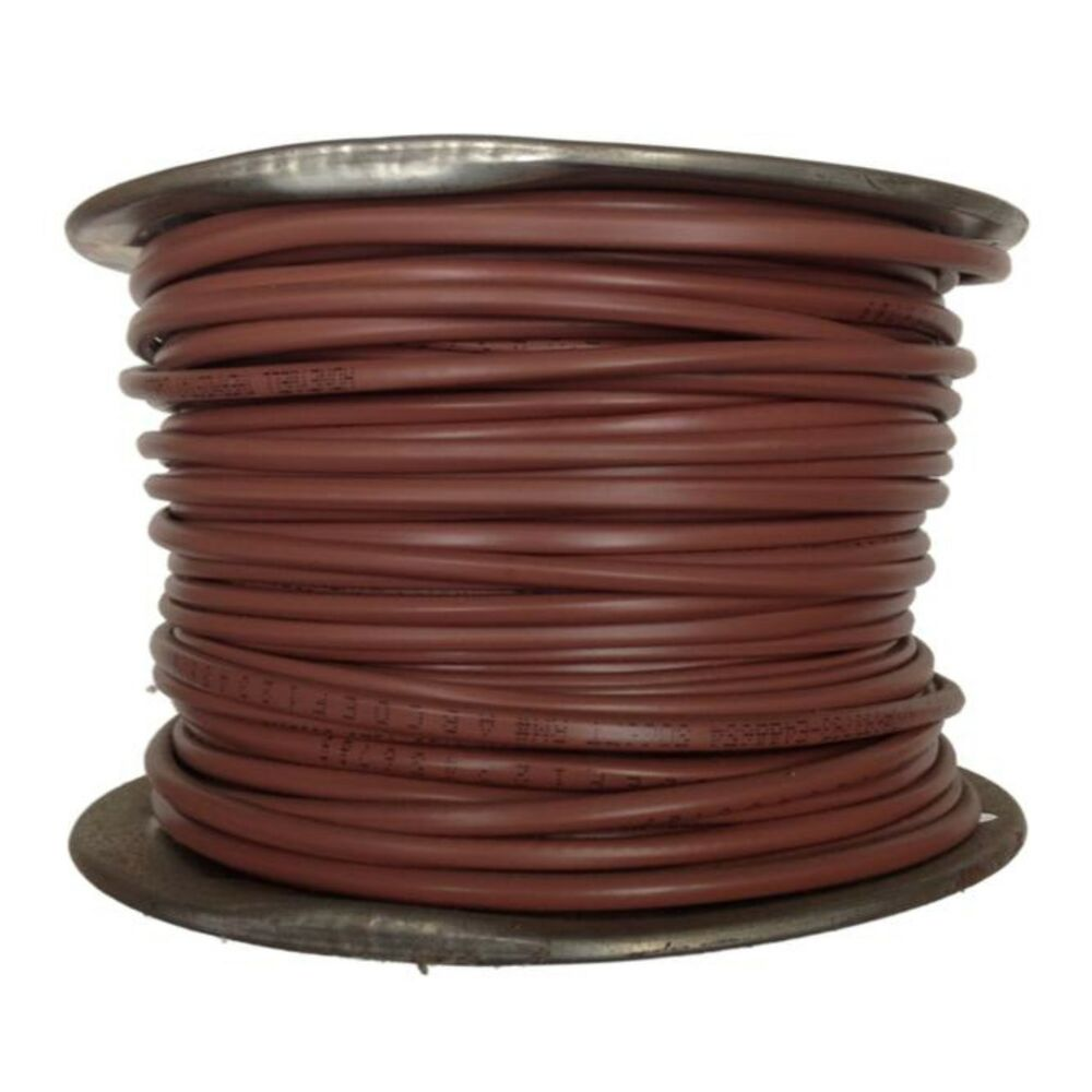 Honeywell 18  3 Thermostat Wire 18 Gauge 3 Conductor 500