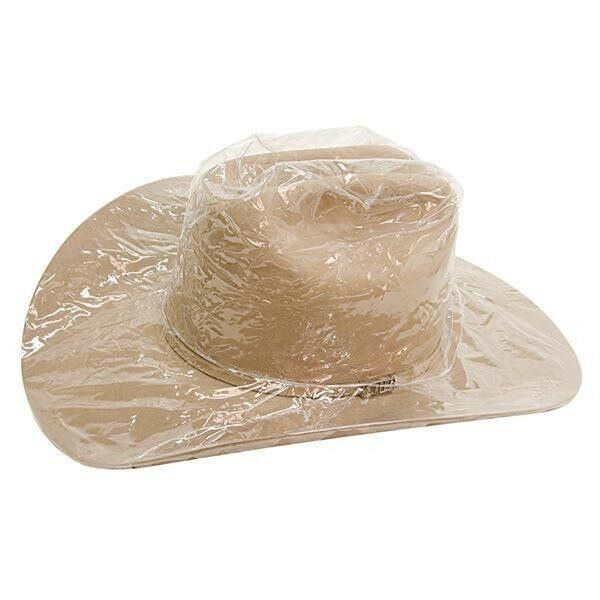 Details about Weaver Western Hat Cover Clear Plastic Hat Storage with  Elastic Band - One Size 9587ca0a3d4